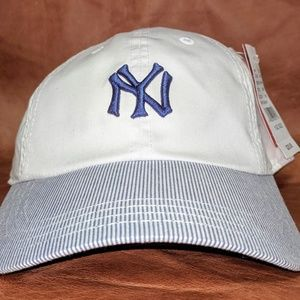 NWT American Needle Cooperstown NY Yankees Ballcap